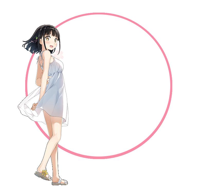 花坂 結衣イメージ