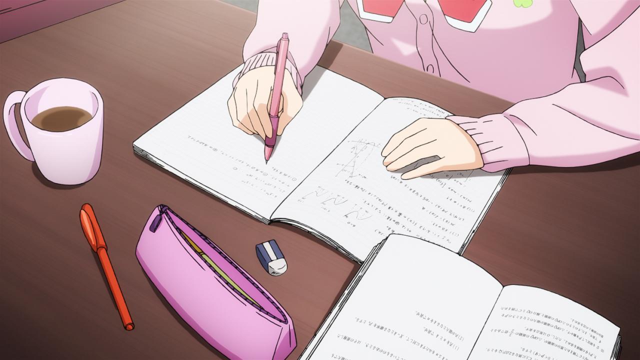 第二話「花坂結衣は約束する」イメージ