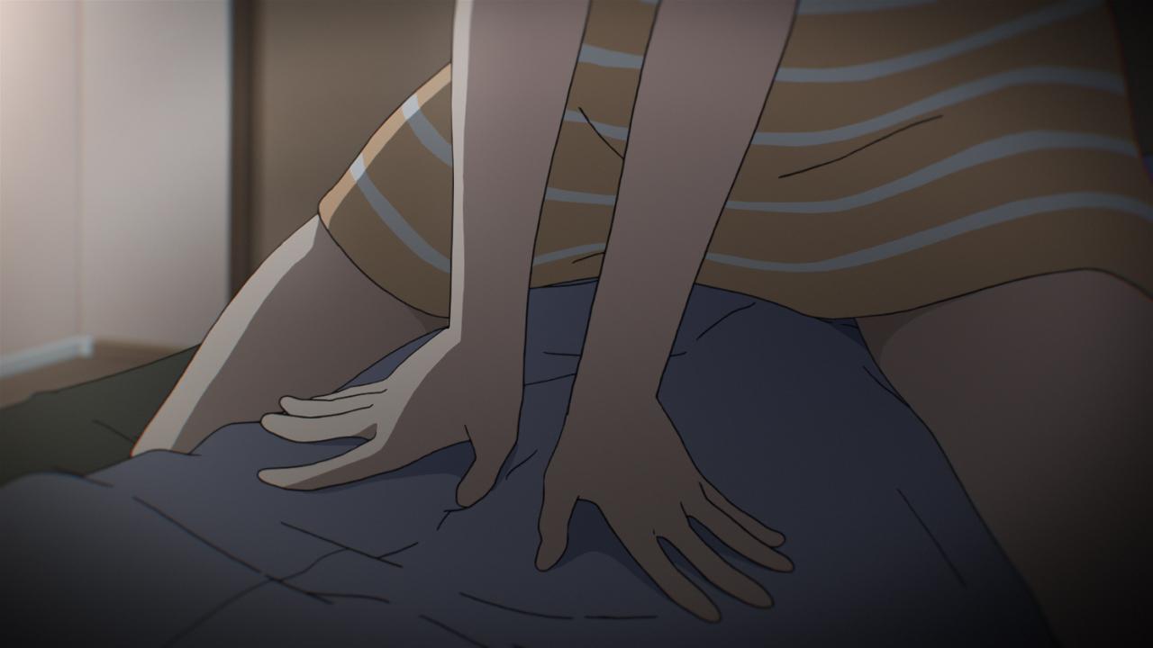 第六話「桃原奈月はほっとする」イメージ