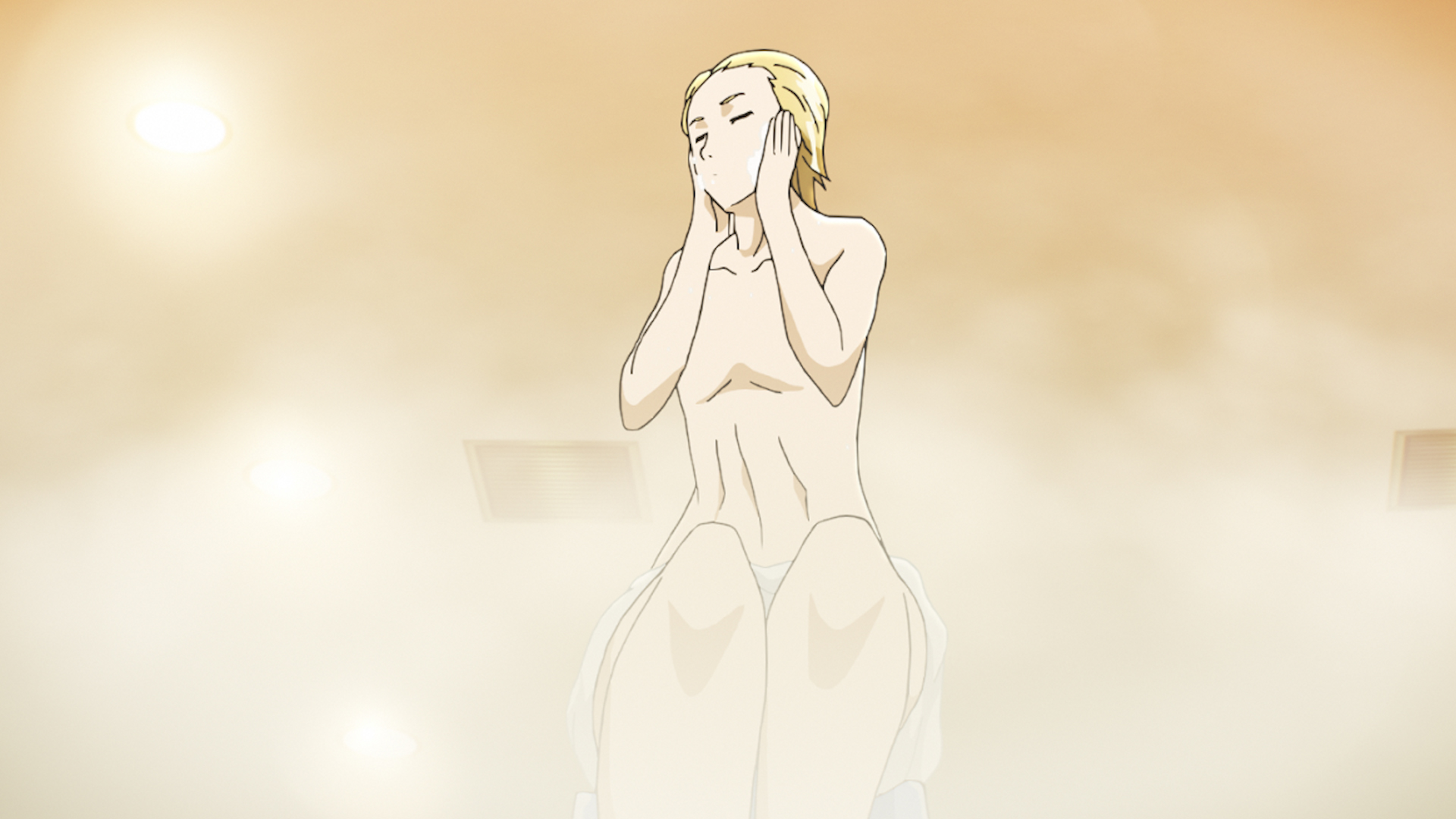 第九話「 女神像は知っている」イメージ